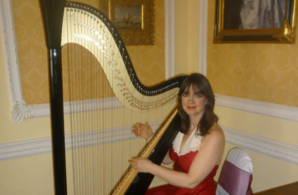 Yorkshire Harpist for Weddings