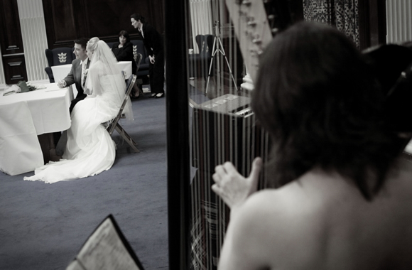 Harpist for Civil Ceremony at The Guildhall, Hull